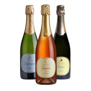 3 Bottles of Fox & Fox Sparkling Wine