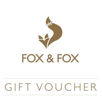 Fox and Fox Gift Voucher