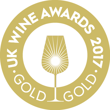 UK Wine Awards Gold 2017