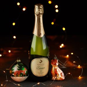Fox & Fox Essence English sparkling wine for Christmas