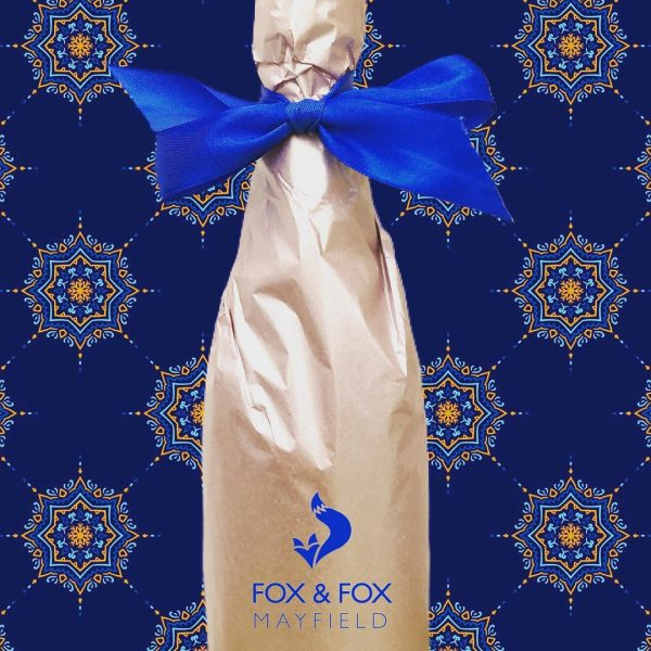 Fox & Fox Chairman's Vat with gift wrap