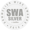 SWA Silver Medal 2019 awarded to Fox & Fox Mosaic Rosé 2015