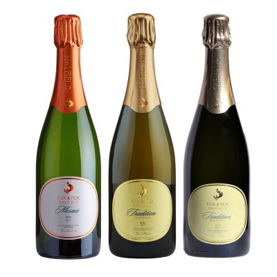 Christmas Triple Tipple Blanc de Noirs gift set