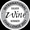 IWC Silver Medal 2021 awarded to Fox & Fox Expression Rosé 2014